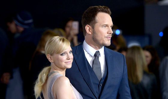 The marriage of Anna Faris and Chris Pratt broke up after 10 years