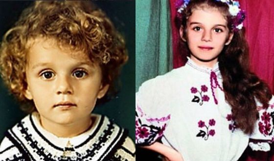 Детские снимок Анны Седоковой