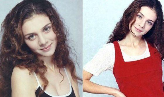 Молодая Нюня Седокова