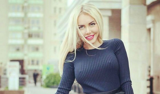 Сексуальная актриса мария малиновская