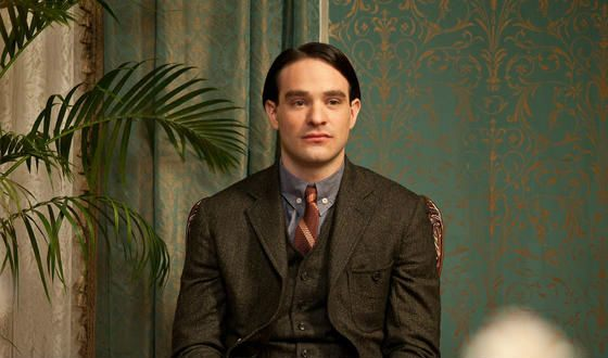 "Charlie Cox in the TV series ""Underground Empire"""