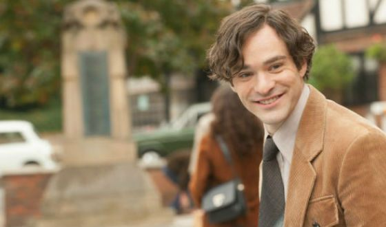"Charlie Cox in the film ""Stephen Hawking Universe"""