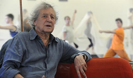 Балетмейстер Владимир Василев скончался на 87-м году жизни