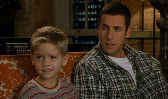 Big Dad: Cole Sprouse and Adam Sandler