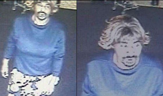 Грабитель Деннис Хокинс из Питтсбурга не стал брить бороду и попался