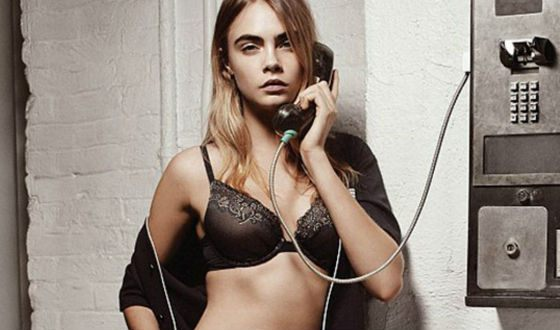 Cara Delevingne is bisexual