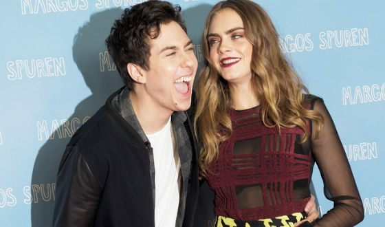 In the photo: Nat Wolfe and Cara Delevingne