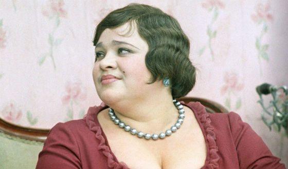 Natalia Krachkovskaya was not going to become an actress