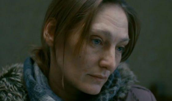 """Tatyana Shapovalova in the film """"The Hunter"""""""
