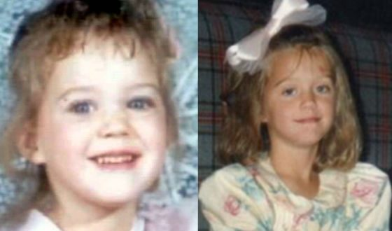 Katy Perry's photos as a child