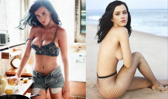 Katy Perry loves sexually explicit photoshoots