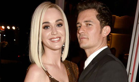 In 2017 Katy Perry and Orlando Bloom broke up
