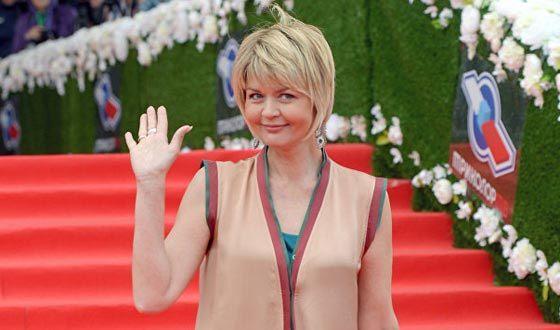 Юлия Меньшова призналась, что очень любит свою работу