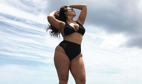 Ashley Graham - the world's most successful plus size model