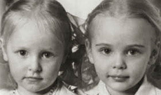 Putin's daughters, Katerina and Maria