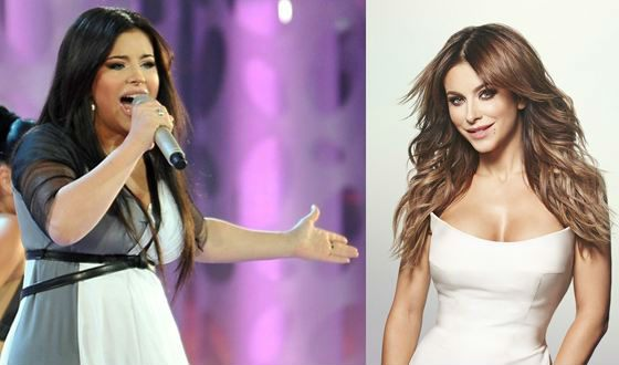 Ani Lorak adjusted nutrition to lose weight