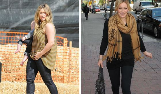 Hilary Duff used the services of a nutritionist
