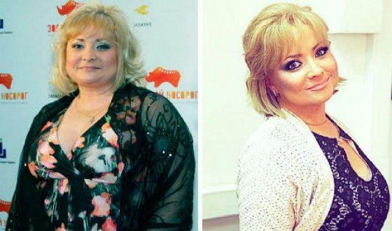 Svetlana Permyakova has lost much weight due to stress