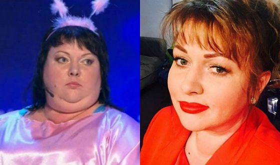 Olga Kartunkova lost 50 pounds