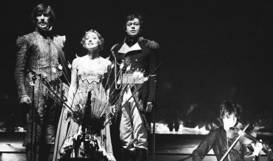 Премьера спектакля «Юнона и Авось» состоялась в 1981 году