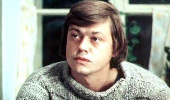 Николай Караченцов в роли Бусыгина («Старший сын»)