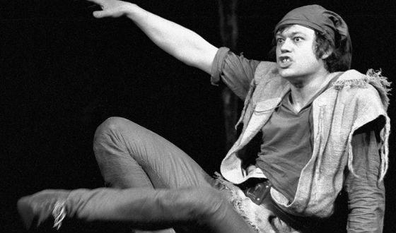 Николай Караченцов в спектакле «Тиль Уленшпигель»