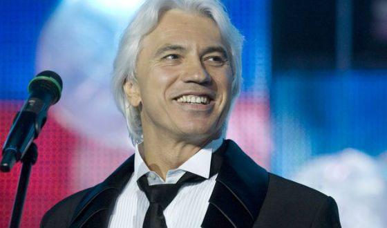 Dmitry Hvorostovsky on stage