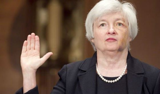 Janet Yellen is in charge of all American money.
