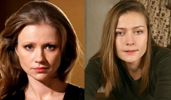 Maria Mironova and Maria Golubkina are not sisters