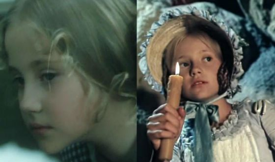 "Maria Mironova as Becky (""The Adventures of Tom Sawyer"", 1981)"