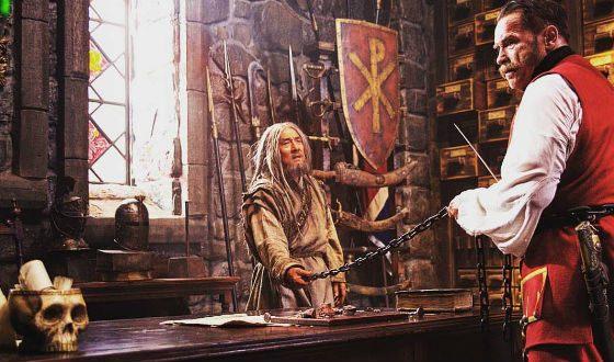 Кадр из фильма «Тайна Печати Дракона: Путешествие в Китай»