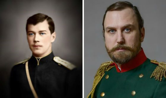 Nicholas II - Lars Eidinger