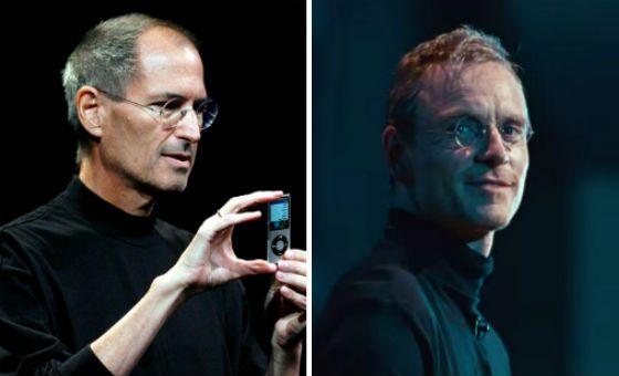 Steve Jobs - Michael Fassbender