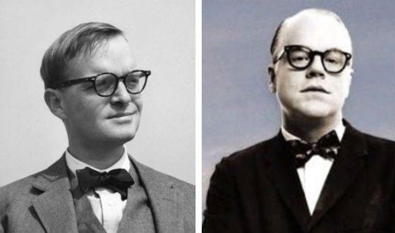Truman Capote - Philip Seymour Hoffman