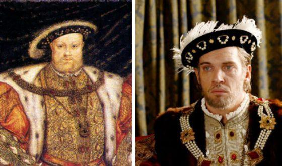 Henry VIII Tudor - Jonathan Rhys Meyers