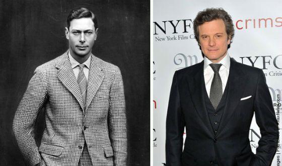George VI - Colin Firth