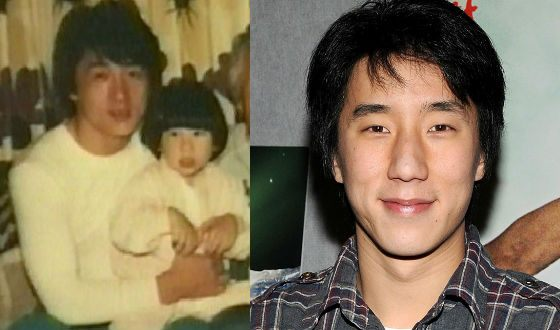 Джейси Чан, сын Джеки Чана