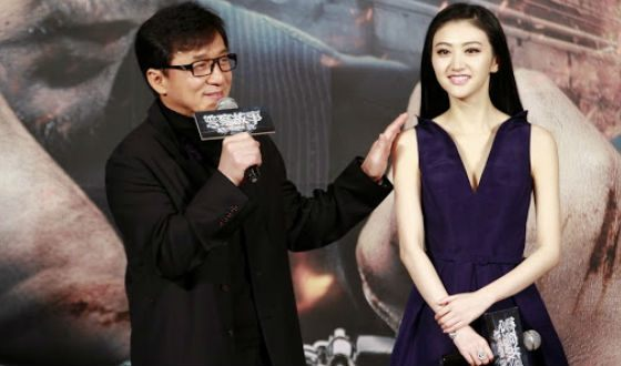 Jackie Chan's daughter tried to cimmit suicide