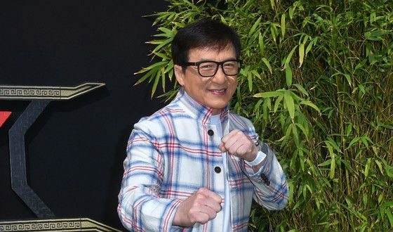 People love Jackie Chan