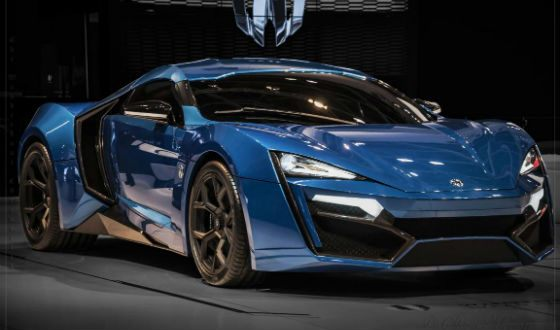 Lykan HyperSport – 3.4 миллиона