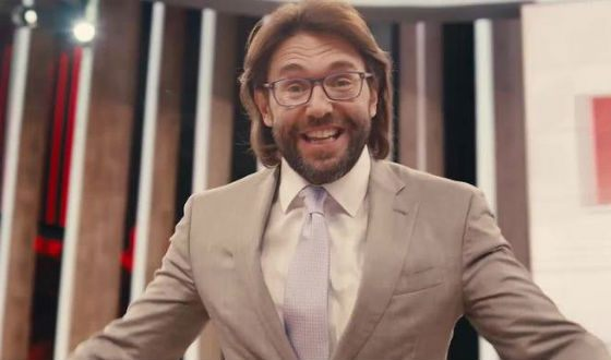 Andrey Malakhov showed a dancing flash mob in the Moscow metro