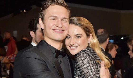 Shailene Woodley and Ansel Elgort delighted fans by sharing photos