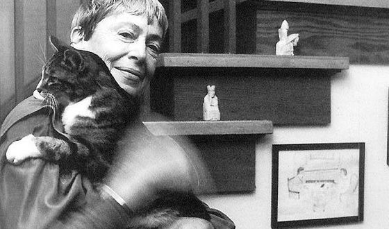 ursula le guins nine lives as a feminist statement essay Her new york times obituary called her the immensely popular author who brought literary depth and a tough-minded feminist own lives, and think about ursula.