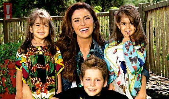 Джованна антонелли фото с ее детьми