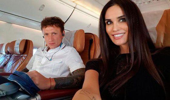 Жена футболиста Павла Мамаева Алана подала на развод