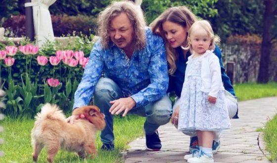Николаев и Проскурякова отпраздновали день рождения дочери