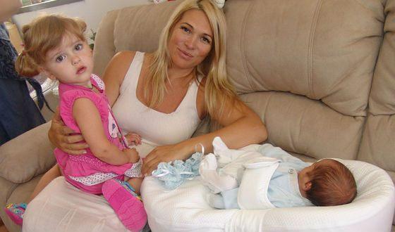 Виктория Макарская – родила в 42