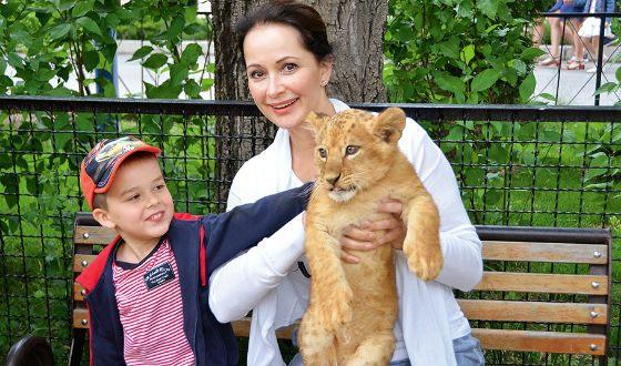 Ольга Кабо – родила в 44