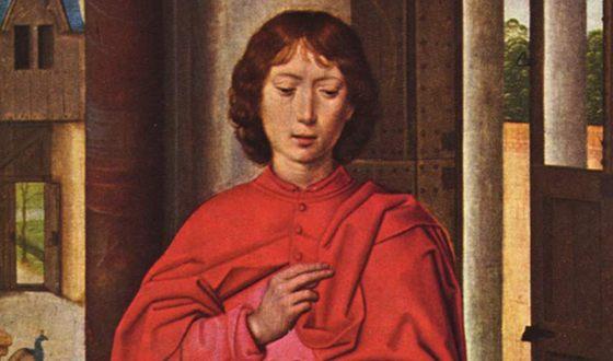 Юный апостол Иоанн