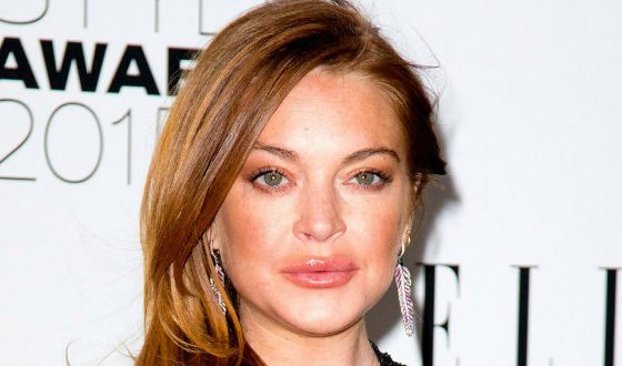Lindsay Lohan is on the verge of ruin